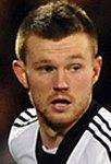 Fulham midfielder Ryan Tunnicliffe