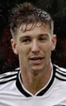 Fulham striker Luciano Vietto