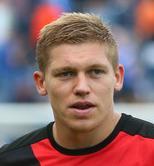 Striker Martyn Waghorn