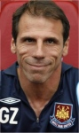 West Ham manager Gianfranco Zola faces player unrest